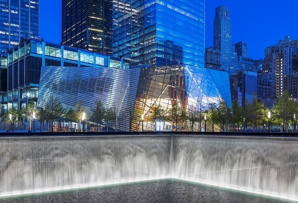 National September 11 Memorial Museum Pavilion