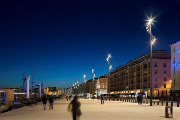 Eclairages Vieux Port